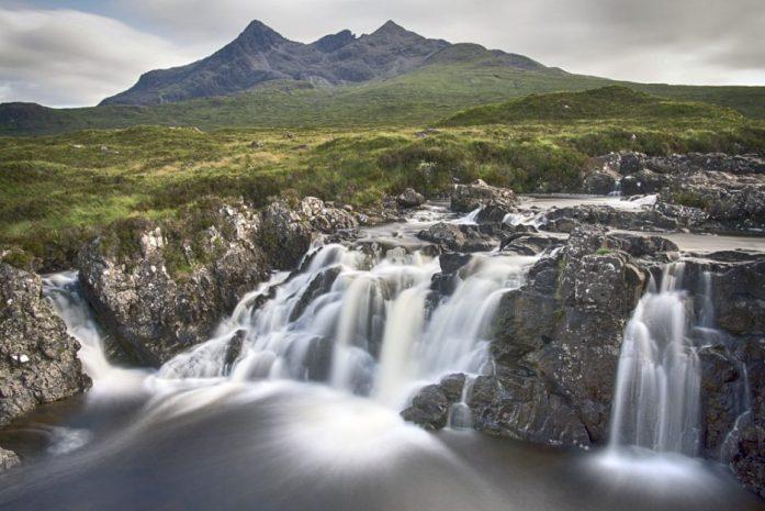 Isle Of Skye Trail lepší než Fairy Pools