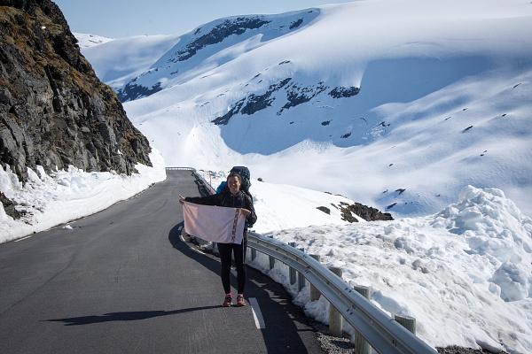 Stopování v Norsku