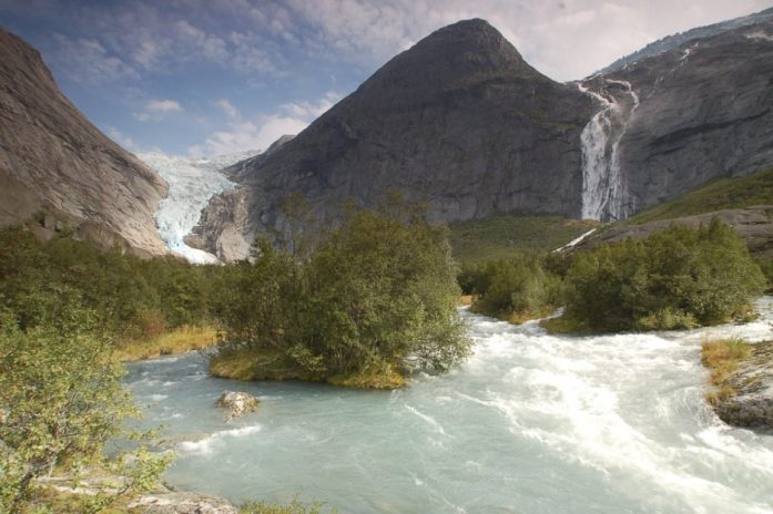 ledovec Jostedalsbreen