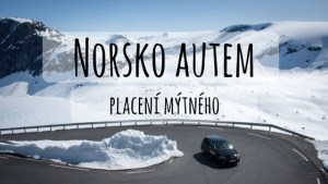 Norsko autem placení mýtného
