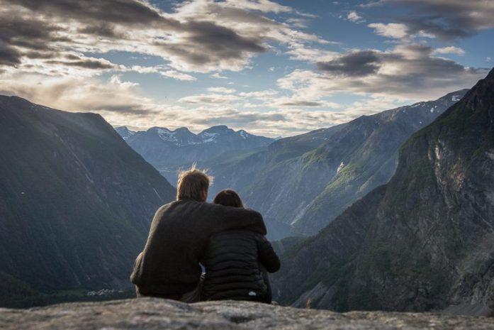 Friluftsliv Norway Tafjordfjella