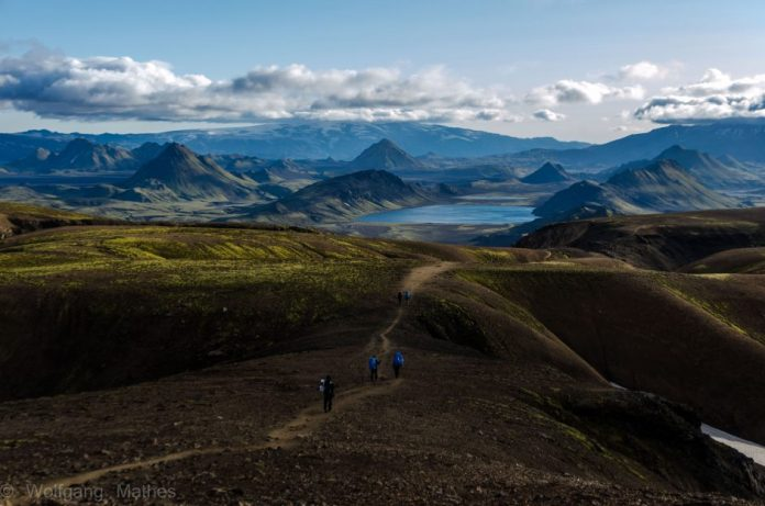 Kempování na Islandu