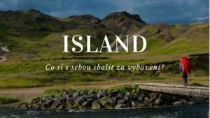 Island vybavení nadpis