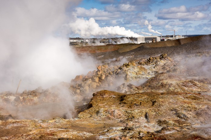 Island itinerář: poloostrov Reykjanes