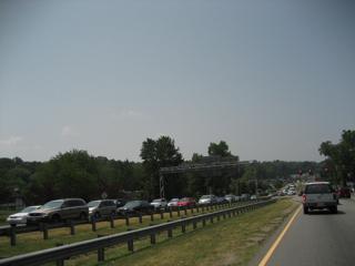 Charlottesville Traffic