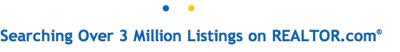 Realtor.com - 3 million listings