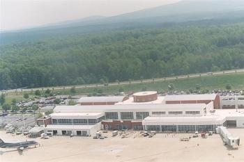 Charlottesville Albemarle Airport (CHO)
