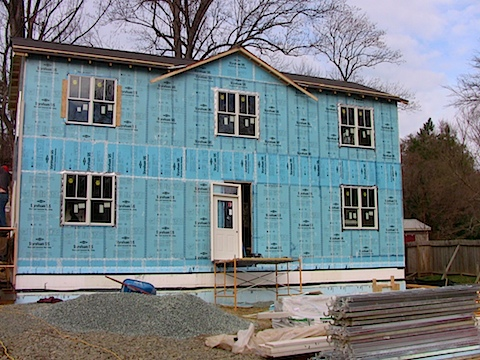 New Charlottesville Green Earthcraft Home