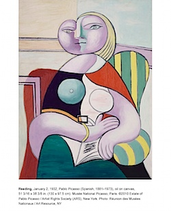 Picasso in Charlottesville