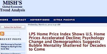Mish_s Global Economic Trend Analysis_ LPS Home Price Index Shows U.S. Home Prices Accelerated Decline; Psychology Change and Demographics Suggests Bubble Mentality Shattered for Decades to Come.jpg