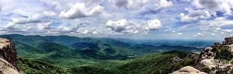 Old Rag Mountain