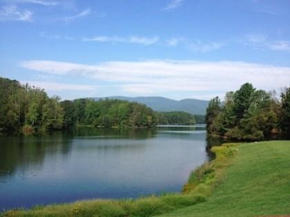 Beaver Creek in Charlottesville