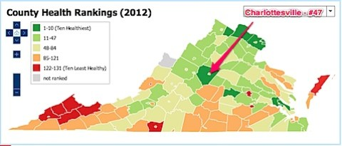 Virginia Data | Weldon Cooper Center for Public Service - Charlottesville