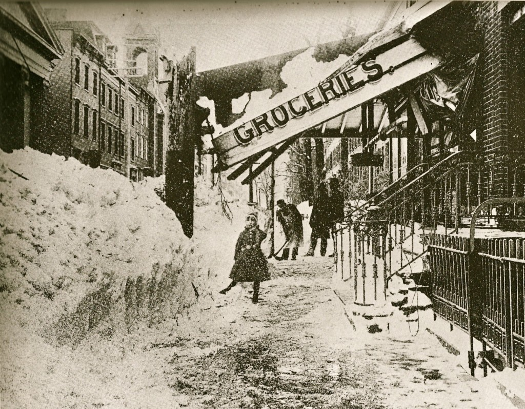 Blizzard-of-1888-11th-Street