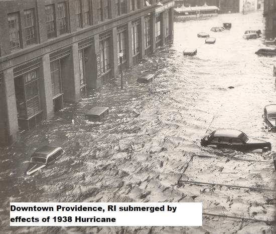 Providence 1938 Hurricane