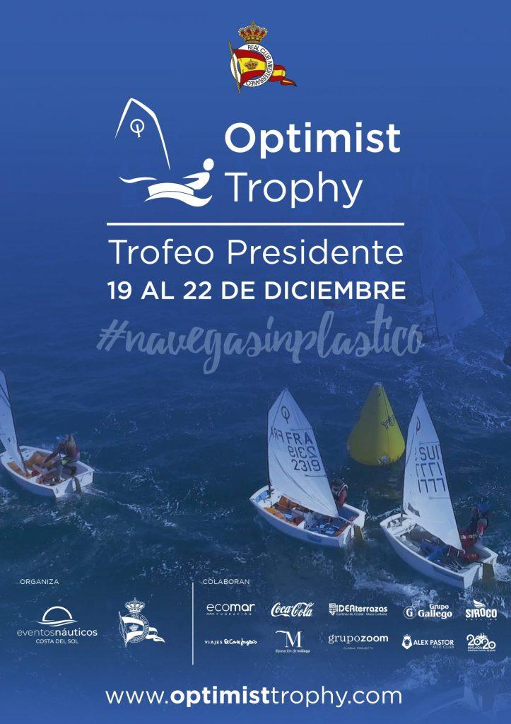 Trofeo Presidente de Vela – Optimist Trophy, este fin de semana