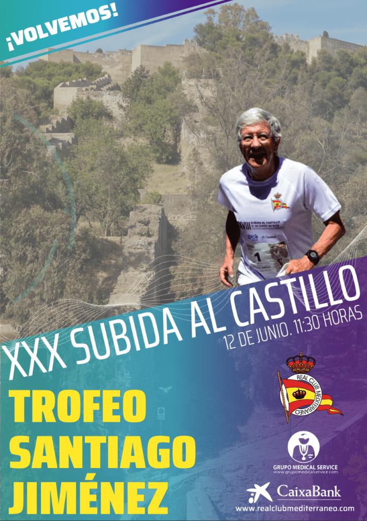 XXX Subida al castillo. Trofeo Santiago Jiménez