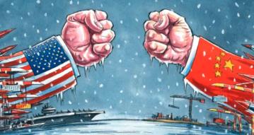 """US Blasts """"Bullying Behavior"""" As China Rattles Sabre In South China Sea"""