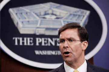 Pentagon Confirms Over 1,000 COVID-19 Cases Among Military,Orders BasesTo Stop PublicReporting