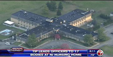 Anonymous Tip Leads To Grisly Discovery: 17 Bodies 'Piled Up' In Virus-Hit NJ Nursing Home