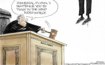 In Flynn Case, Judge Sullivan's Gross Overreach Turns Justice Into Mob-Rule