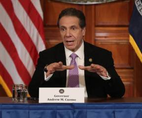 NYC Health Dept. Erases Cuomo's Controversial Nursing Homes Directive