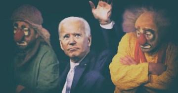 Biden's Sexual Assault Clown Show