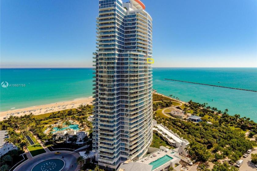 Free COVID Testing For Ultra Rich At This Miami Condo High Rise