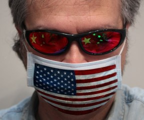 US Says China Stepping Up Virus Disinformation Push