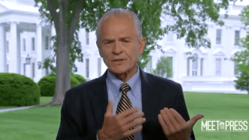 "Navarro Jokes Obama Is ""Biden's Press Secretary"""