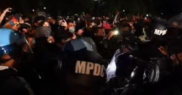 Newly Released Video Shows Protesters' Violence Before Infamous Lafayette Square Clash