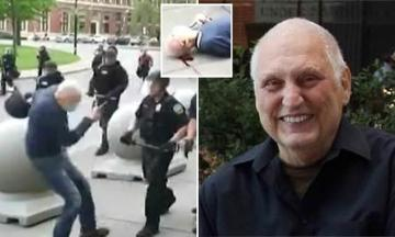 Buffalo Mayor Flips On Cops, Bans Riot Unit From Protests After Injuring Elderly 'Agitator'