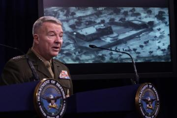"""CENTCOM Chief Is Latest To Deny NY Times Russian Bounties """"Bombshell"""""""