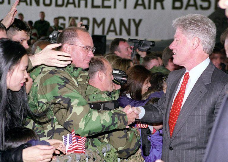 Bill Clinton's Serbian War Atrocities Exposed In New Indictment