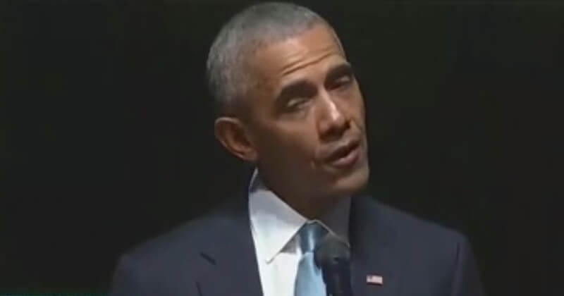Once Again Obama Sticks His Nose Into The 2020 Election, But Not For Biden - realconservativesunite