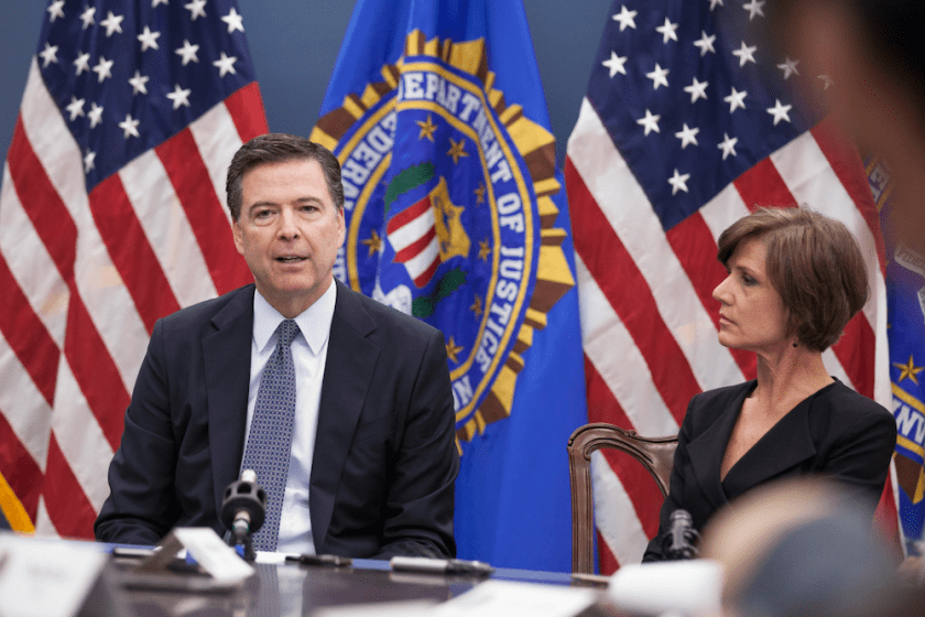 Sally Yates: Comey Went 'Rogue' In Launching Perjury Trap On Flynn