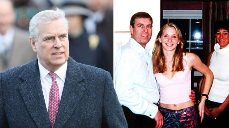 Records Of Prince Andrew's Location On Night Of Molestation Destroyed By Police - realconservativesunite