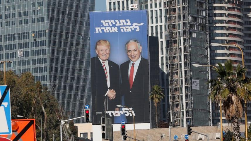 Bibi's Trump Show: How Israeli Prime Minister Netanyahu Wins by Imitating the Donald