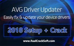 avg driver updater key