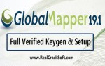 Download Global Mapper Crack & Latest v19.1 Setup Free