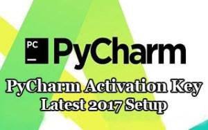 PyCharm activation code