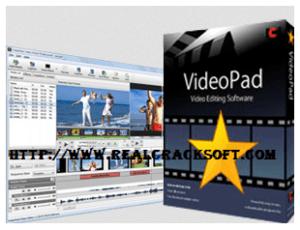 VideoPad Video Editor