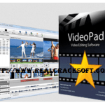 Free Download VideoPad Video Editor 6.01 Registration Code + Crack