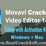 Movavi Video Editor Crack with v14 Plus Setup