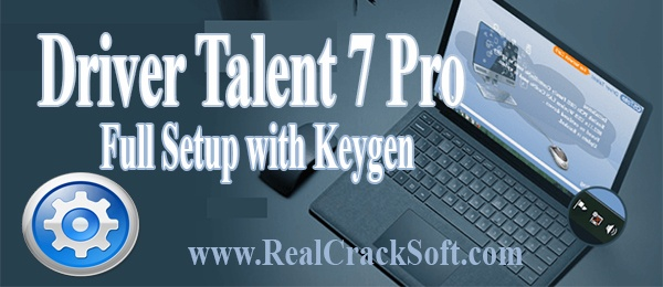 Driver Talent Keygen Feature