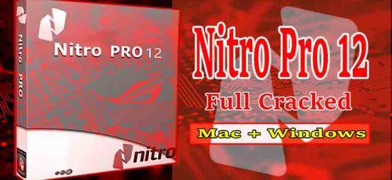Nitro Pro Crack Cover Image