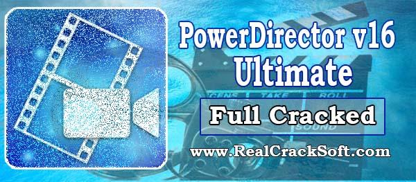 CyberLink PowerDirector Crack Cover Image
