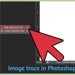 Image trace in Photoshop