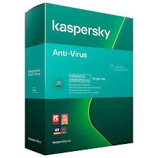 Kaspersky Anti-Virus 2021 - 3 Users/1 Year | London Drugs