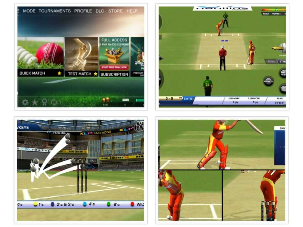 Real Cricket 19 Game